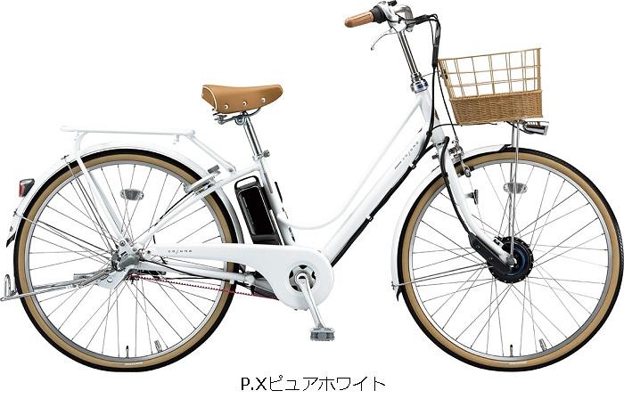 BRIDGESTONE(ブリジストン)cajuna  - カジュナ e スイートライン - 電動アシスト自転車 [2020]