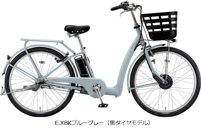 BRIDGESTONE(ブリジストン)FRONTIA  - フロンティア リラクシー - 電動アシスト自転車 [2020] 黒タイヤモデル