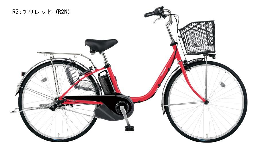 Panasonic(パナソニック)ViVi - ビビ・SX - 電動自転車 [2020]