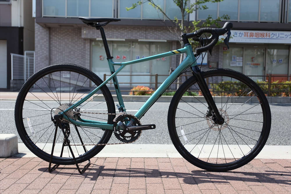 GT BICYCLES(GTバイシクルズ)GRADE ALLOY EXPERT ティアグラ MIX完成車[2021]