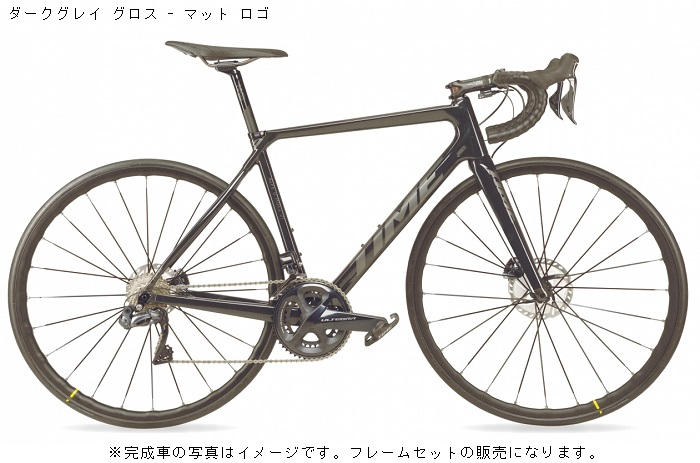 TIME(タイム)ALPE D'HUEZ 21 DISC Classic fork フレームセット[2021]