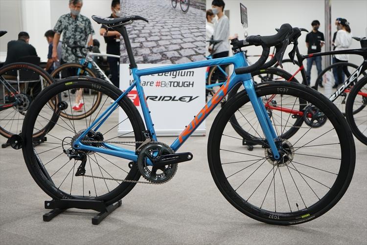 RIDLEY(リドレー)HELIUM SLX DISC デュラエース Bike Craft[2021]