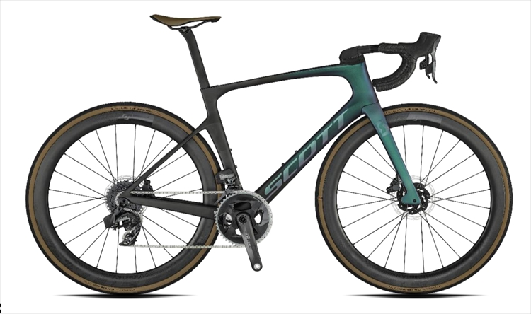 SCOTT(スコット)FOIL 10 Sram Force eTap AXS完成車[2021]