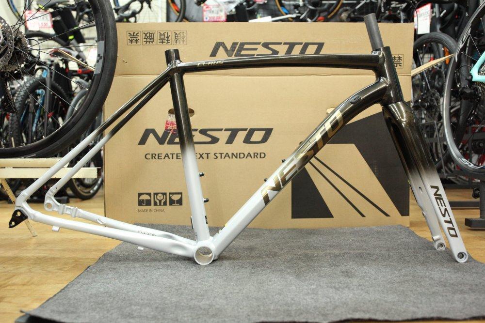 NESTO(ネスト)CLAUS フレームセット[2021]