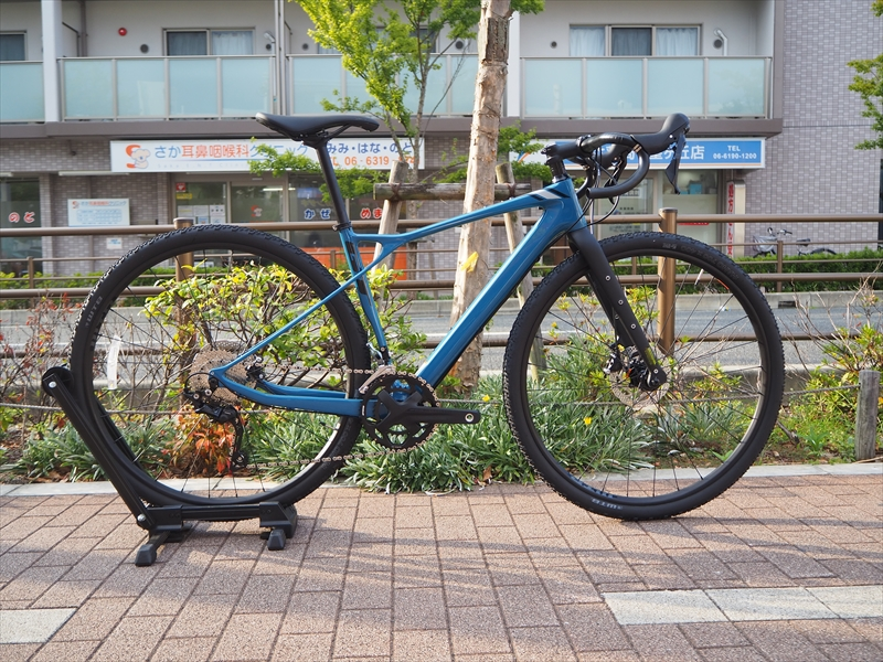 GT BICYCLES(GTバイシクルズ)GRADE CARBON ELITE ティアグラ/GRX400MIX完成車[2021]