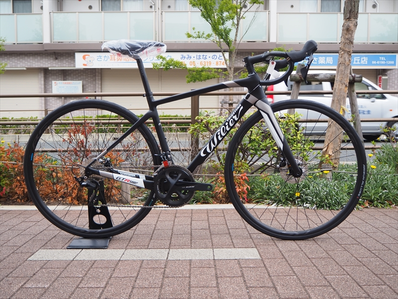 WILIER(ウィリエール)Gran Turismo R Team DISC 105油圧DISC/WH-RS171完成車[2021]