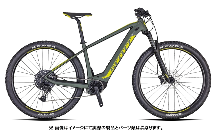 SCOTT(スコット)SCALE eRide  - JAPAN SPEC LIMITED - [2021]