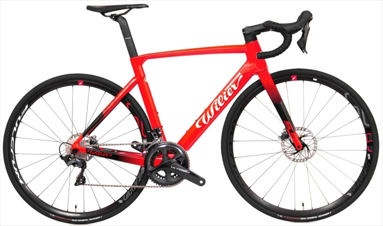 WILIER(ウィリエール)Cento 10 SL アルテグラ DISC Di2/WH-RS171完成車[2021]