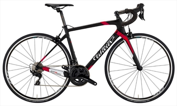 WILIER(ウィリエール)Gran Turismo R Team 105/WH-RS100完成車[2021]