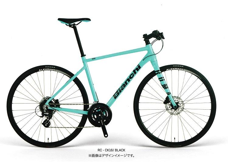 Bianchi(ビアンキ) ROMA 3 Altus Mix 2×8 [2021]