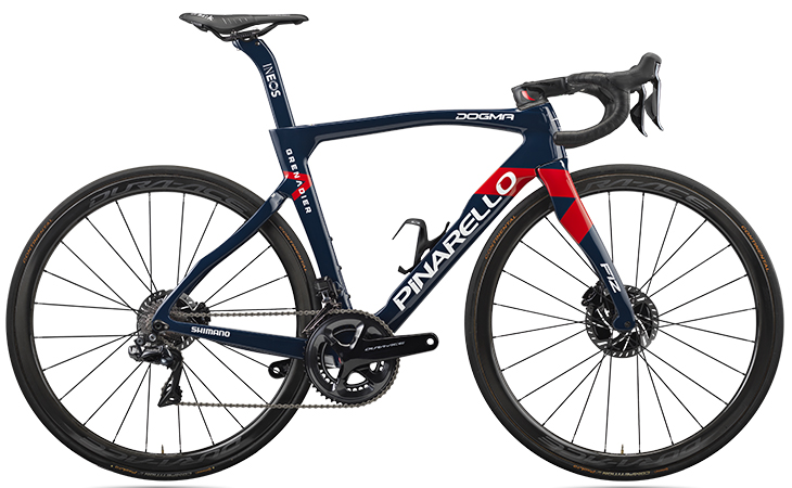 PINARELLO(ピナレロ) DOGMA F12 Xlight DISK TEAM INEOS GRENADIERS EDITIONフレームセット[2021]
