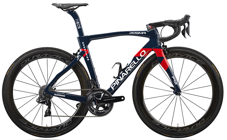 PINARELLO(ピナレロ) DOGMA F12 Xlight TEAM INEOS GRENADIERS EDITIONフレームセット[2021]