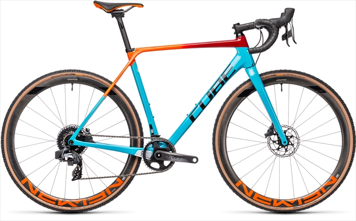 CUBE (キューブ) CROSS RACE C:62 SLT DISC Sram Force eTap AXS完成車[2021]