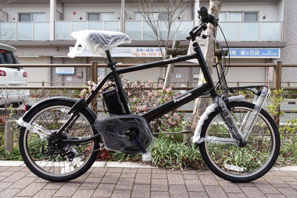Panasonic(パナソニック)VELO-STAR MINI 電動自転車 [2021]