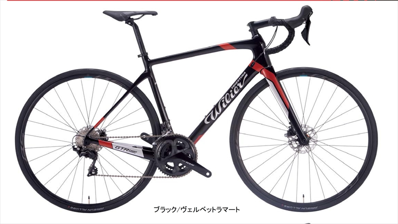 WILIER(ウィリエール)Gran Turismo R Team DISC アルテグラ 12s DISC Di2/WH-RS171完成車[2022]