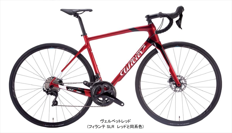 WILIER(ウィリエール)Gran Turismo R Team DISC 105 DISC/WH-RS171完成車[2022]
