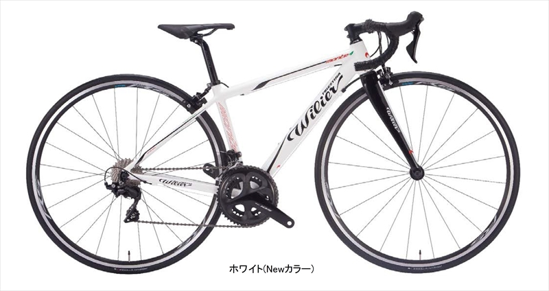 WILIER(ウィリエール)monte4 アルテグラ/WH-RS300完成車[2022]